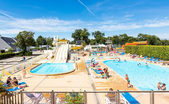Camping maeva Club Le Moustoir ****