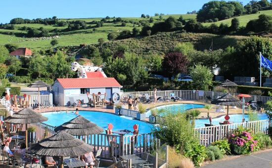 Camping Le Marqueval****